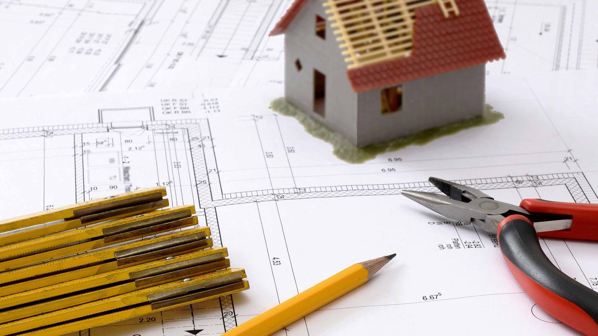 Tekeningen voor bouw- en installatietechniek